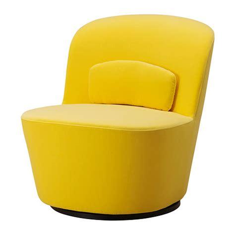 Chair Ikea Prezzo by Stockholm Fauteuil Pivotant Sandbacka Jaune Ikea