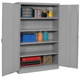 Tennsco Jumbo Storage Cabinet by Cabinets Storage Tennsco Jumbo Storage Cabinet J1878a