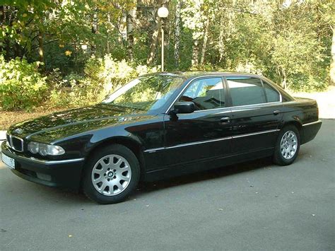 2000 Bmw 740il 2000 740i Johnywheels