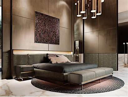 Bedroom Furniture Blackgold Luxury Italian Metal Beds