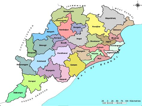 graphs odisha