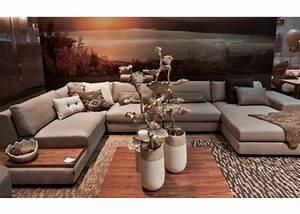 Möbel Bohn Online Shop : ecksofa u form beige ~ Bigdaddyawards.com Haus und Dekorationen