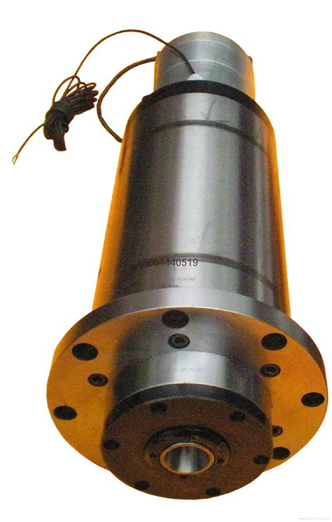 Electric spindle for machining center - 170Z12/7.5BT40 ...