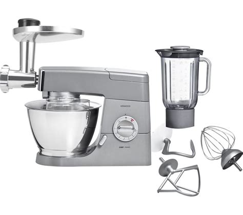 kenwood km classic chef kitchen machine silver