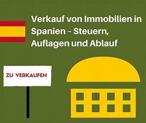 Verkauf Von Immobilien : verkauf von immobilien in spanien steuern auflagen und ablauf immobilien in denia javea ~ Frokenaadalensverden.com Haus und Dekorationen
