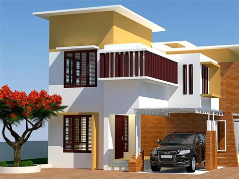 home design simple modern house architecture with minimalist design