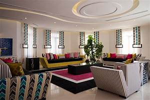 Arabesque Interior Design On Behance