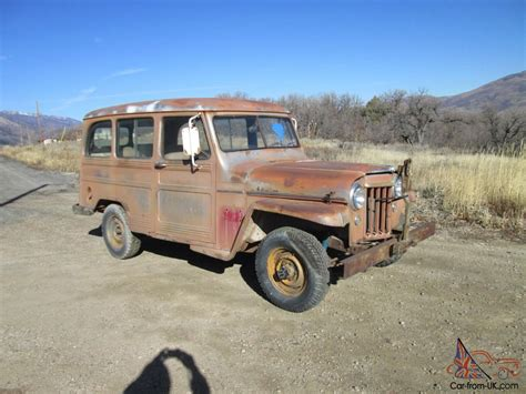 jeep station wagon for sale restored willys jeep station wagons for sale html autos
