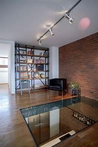 Boden Für Wohnung : triplex wohnung in prag kombiniert industrie look mit modernem design ~ Sanjose-hotels-ca.com Haus und Dekorationen