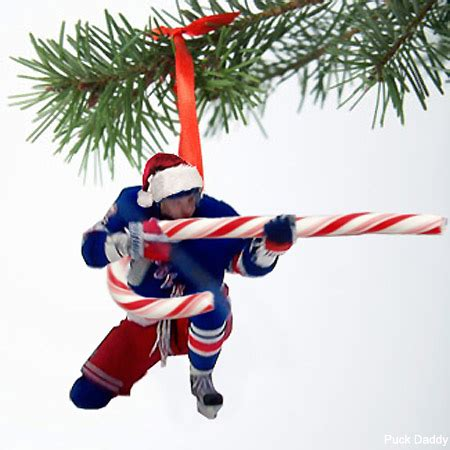 puck daddy create an nhl ornament contest the winners