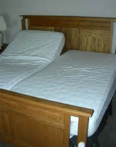 137 three craftmatic adjustable bed set lot 137