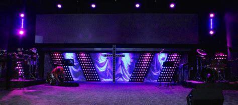 cross energy church stage design ideas
