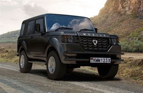 The New 'made In Kenya' Mobius 2 Car Is Actually