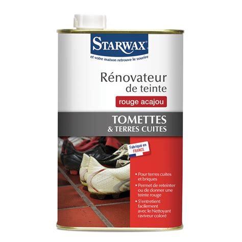 r 233 novateur de teinte pour tomettes et terres cuites starwax produits d entretien maison