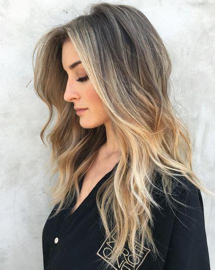 dark honey blonde hair styles