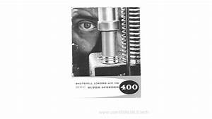 Mec Super Speeder 400 Instructions Manual