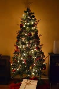 image gallery orange christmas tree small
