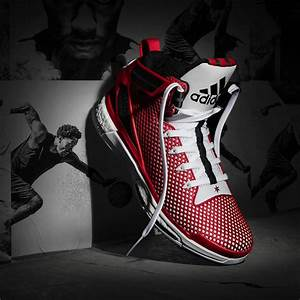 Derrick Rose Has New adidas Sneakers for Home and Away ...