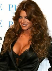 Jessica Simpson Brown Hair