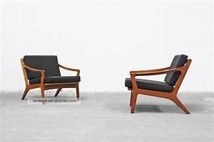 Sessel 60er Design : 2x sessel easy chair 50er teak 60er danish modern 50s ~ A.2002-acura-tl-radio.info Haus und Dekorationen