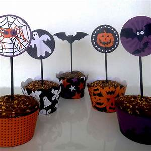 Construction Invoices Free Free Printable Halloween Cupcake Toppers Creative Center