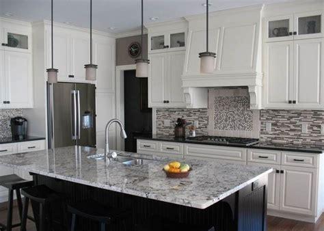 kitchen designs with granite countertops white granite countertops for a fantastic kitchen decor