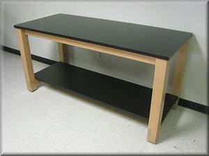 Wooden Work Table : Get Good Outcomes With Excellent