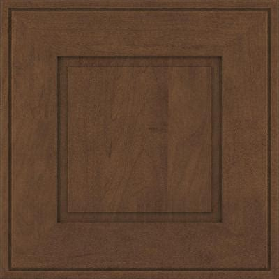 kraftmaid kitchen cabinet doors kraftmaid 15x15 in cabinet door sle in grange maple 6713