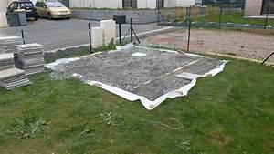 Dalle De Jardin Beton : 30 abris de jardin sans dalle beton salon jardin idee ~ Melissatoandfro.com Idées de Décoration