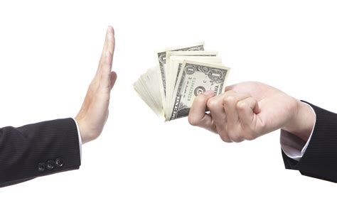 """Corruption & Procurement Bribery """"thrives In The Dark"""