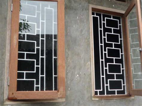model teralis jendela minimalis modern terbaru