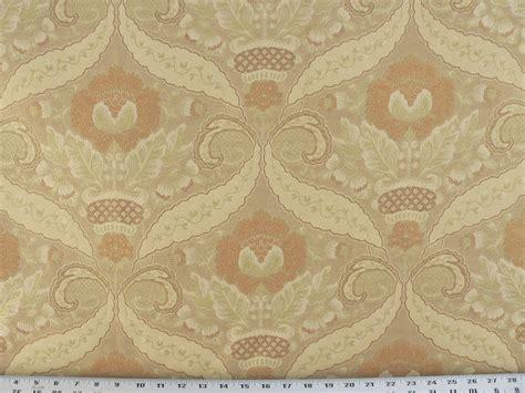 drapery upholstery fabric jacquard damask pistachio