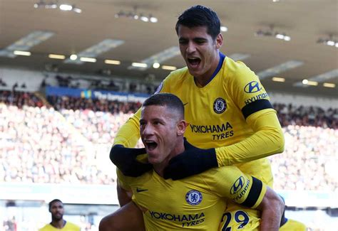 Chelsea v Southampton confirmed lineups: Morata and ...