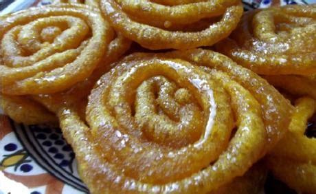 cuisine marocaine zlabia algerienne  voir