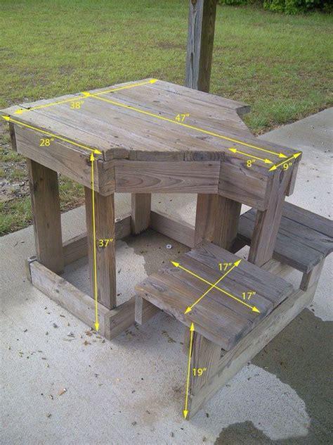 person shooting bench idea hunting shooting bench