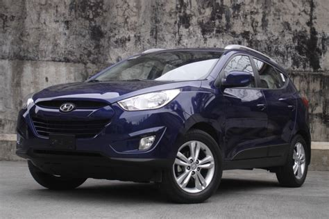 Hyundai Tucson Reviews by Review 2012 Hyundai Tucson Gls 2wd Philippine Car News