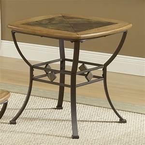 Antique, Slate, End, Tables, U2013, Homesfeed