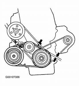 1990 acura integra serpentine belt routing and timing belt With acura timing belt