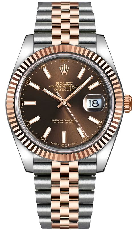 126331-CHOSJ | Rolex Datejust 41 | Men's Watch