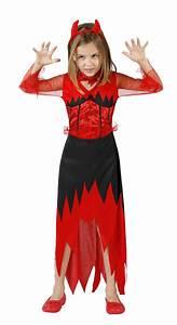 Déguisement Enfant Halloween : d guisement diablesse chic enfant halloween achat de d guisements enfants sur vegaoopro ~ Melissatoandfro.com Idées de Décoration