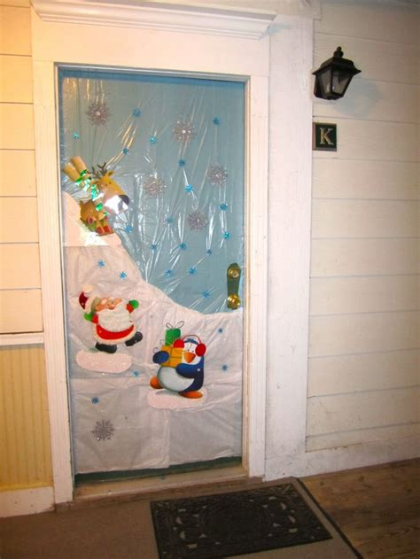 christmas door decorating contest winners riverland