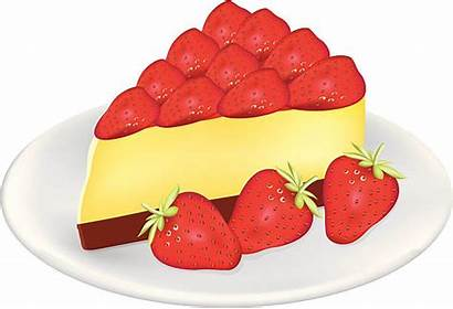 Cheesecake Strawberry Clipart Vector Clip Illustrations Clipartmag