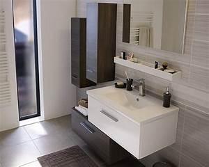 Meuble Salle Bain Castorama : meuble suspendu castorama ~ Melissatoandfro.com Idées de Décoration