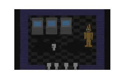Freddy Nights Ending Five Purple Gifs Screen