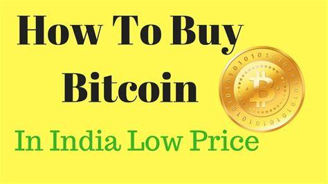 buy bitcoin  india   price youtube