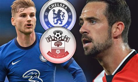 Chelsea vs Southampton LIVE: Confirmed team news and ...