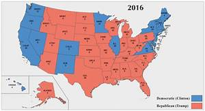 Election Results 2020 Usa Map