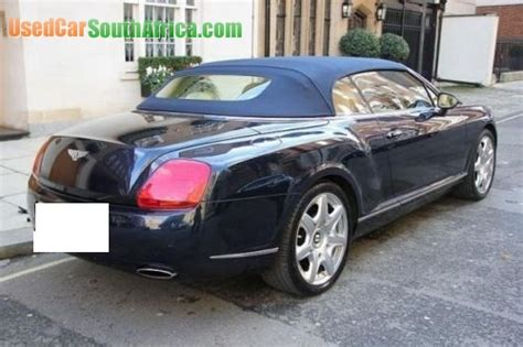 2008 Bentley Continental Gtc Mulliner W12 Used Car For