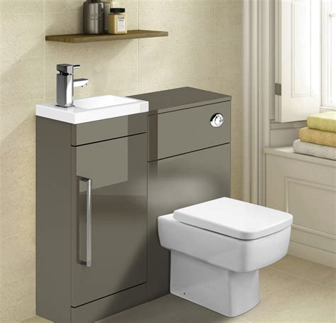 home decor toilet and sink vanity unit wall mounted