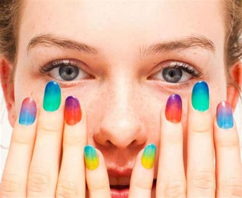 35 nail designs ideas design trends 35 trendy and unique nail color ideas 2017 sheideas Unique